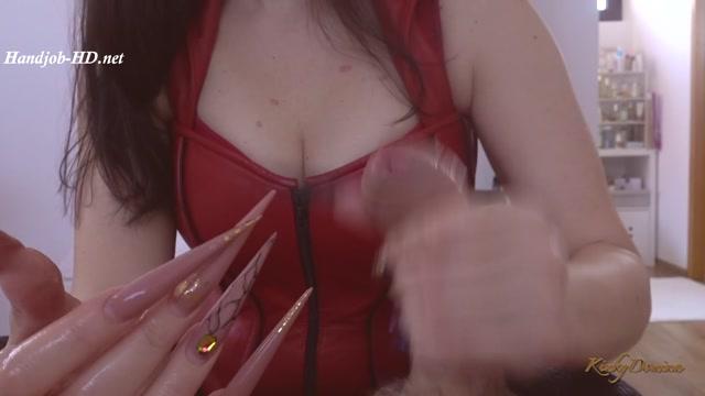 Long Nails Porno
