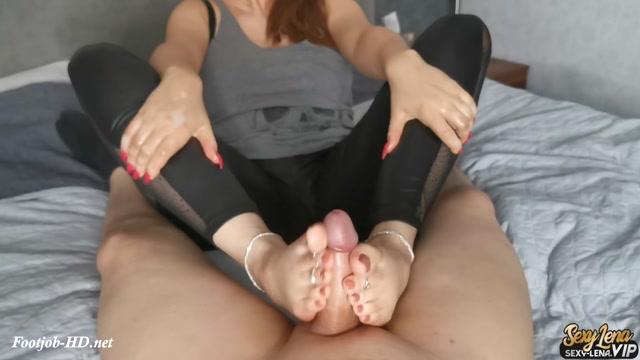 Watch Free Porno Online – Perfect Footjob – Sexy-Lena (MP4, FullHD, 1920×1080)