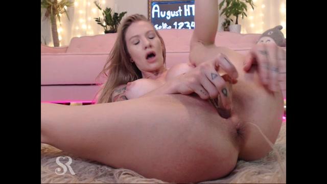 Watch Free Porno Online – MySkylarRaye in Glass Dildo and Hitachi Cumshow (MP4, HD, 1280×720)