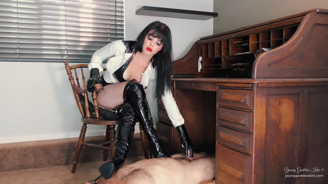 Young_Goddess_Kim_-_Boot_slave_in_Chastity_-_Office_Domination.mp4.00013.jpg