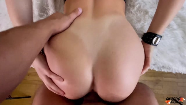 Watch Online Porn – 115 Big Booty Babe Hard Fuck – Sucking and Doggystyle Sweetie Fox (MP4, FullHD, 1920×1080)