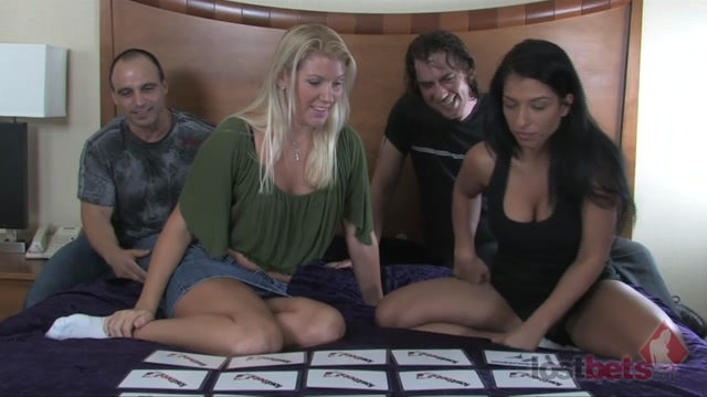 Watch Online Porn – LostBets 181 Strip Memory with Ashley and Alexis HD (MP4, HD, 1280×720)