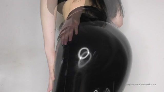 Watch Online Porn – mistresskarina 09-02-2019 Latex Ass Worship Full 6 min clip (MP4, HD, 1280×720)