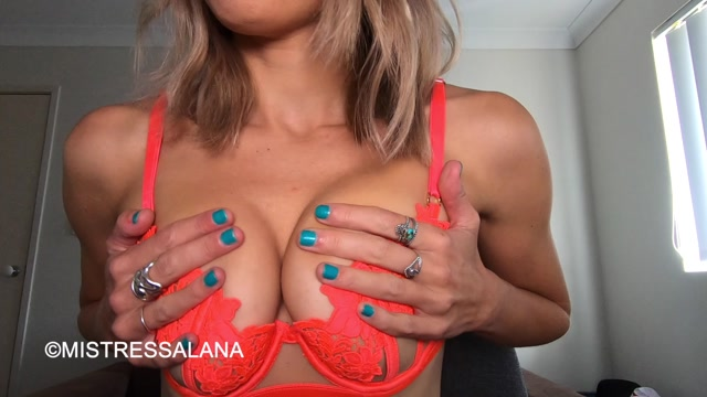 Watch Online Porn – Mistress Alana – Day 4 Cleavage Worship for Jerkaholic – 7 days of cleavage worship (MP4, FullHD, 1920×1080)
