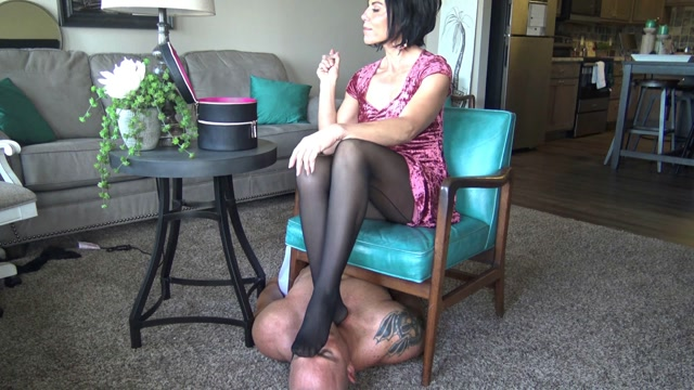 Goddess_Zephy_-_Cucky_Is_My_Nylon_Foot_Stool_While_I_Primp_For_My_Date.mp4.00000.jpg