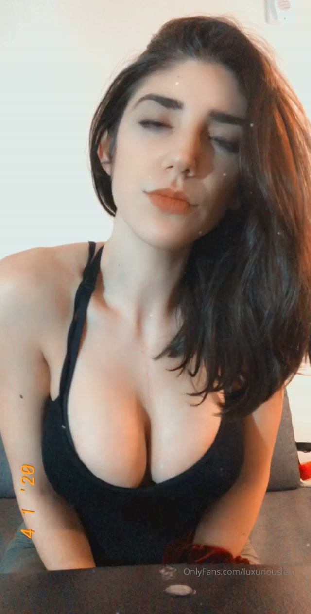 Watch Free Porno Online – luxuriouslexi 05-01-2020-18013893-Swallow My WASTE (MP4, UltraHD/2K, 624×1232)