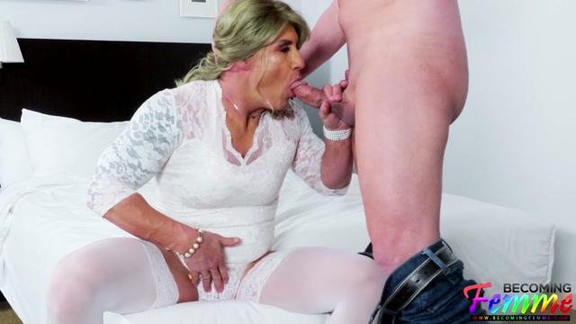 Becomingfemme presents Cherry Dressed In White But Shes No Virgin – 25.04.2021 00002