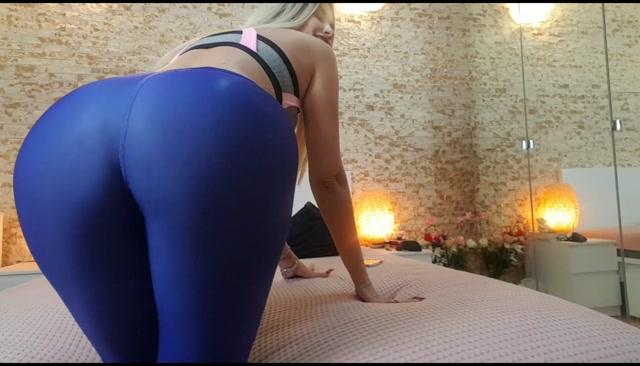 Goddess Natalie - Entranced by my yoga pants 00010
