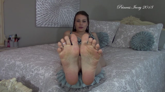 Princes Ivory - Weak For Soles Humiliation 00015