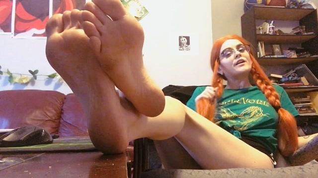 Watch Online Porn – pink pagan – Foot Fetish Degration Pt. 4 (MP4, FullHD, 1920×1080)