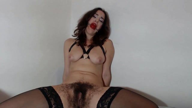 Aragne Spicy BDSM session with your hairy submissive 00001