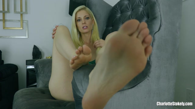 Charlotte Stokely - Taking Your Foot Fetish Further 00004