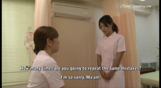 Diary Of Nurse Risa (Eng Sub) - hand-spanking en 00000