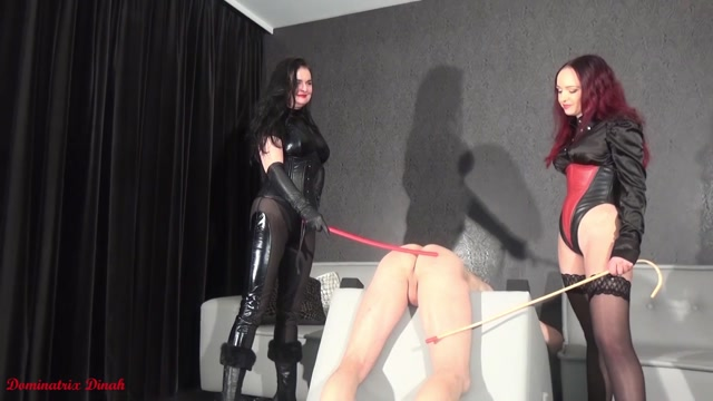 Dominatrix Dinah - Personal - 3 Dommes and 3 Canes - full 00000