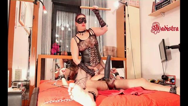 Double Pleasure for Mistress Sadistra 00012