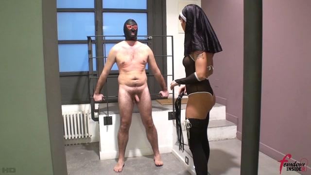Femdom Insider - Miss Dolce - Kinky Nun with a Whip 00003