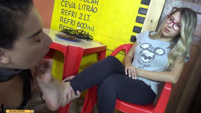 Girls Fetish Brazil - Princess Deh - Food Crush High High-heeled Shoes And Foot Humiliation 00007