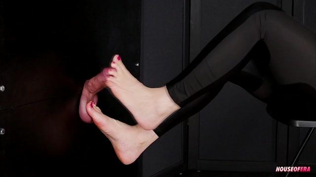 Gloryhole Footjob Torture and Ruined Orgasm 00007