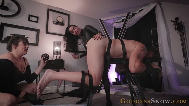 Goddess Alexandra Snow - Getting Our Dicks Wet with Talia Tate 00003