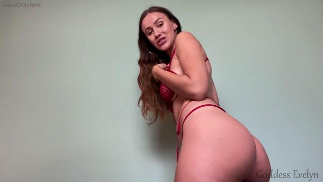 Goddess Evelyn - Cum In Ur Pants 4 M-mmy 00004
