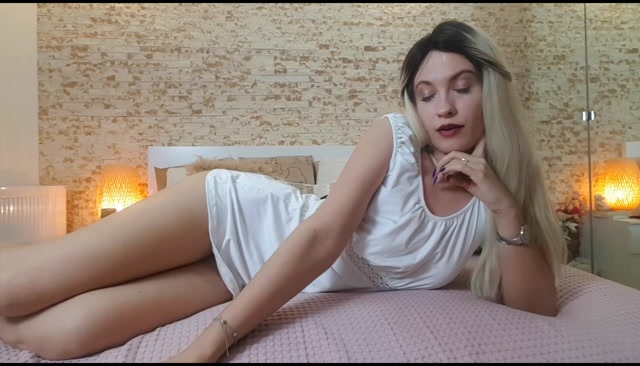 Goddess Natalie - Ruined orgasm CEI (ruin eat repeat) 00008