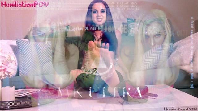 Humiliation POV - Miss Tiffany MK Ultra Mindwashing - Goon Cult Mind Control 00013