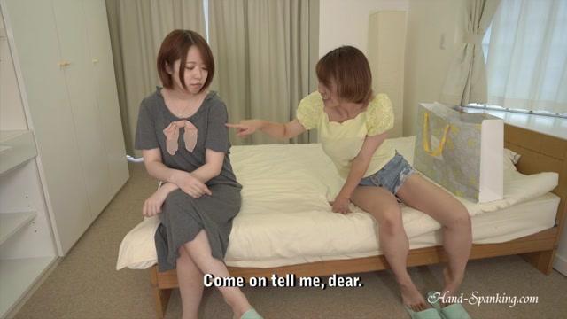 Jealous Girlfriend (Eng Sub) - hand-spanking 1_en 00000