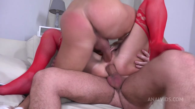 LegalPorno presents First DP Sexy Milf Eva Black with Rimming and Cum in Mouth VG010 – 15.05.2021 00011