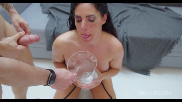 LegalPorno presents First triple anal and rimming for Linda del Sol 0%pussy only anal DAP TAP cream in ass pissing gangbang 4on1 ass creampie PAF011 – 10.05.2021 00009