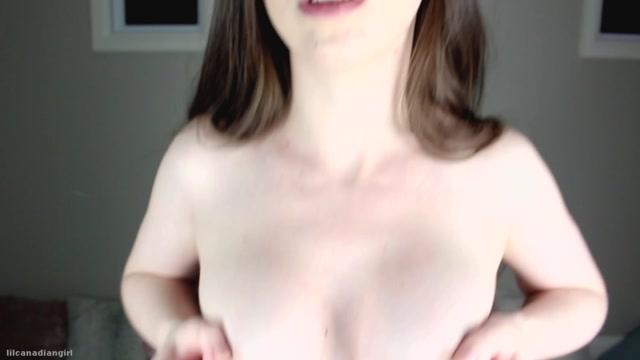 Lilcanadiangirl Nipple Play 00011