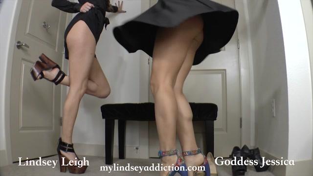 Lindsey Leigh - Goddess Lindsey and Goddess Jessica 00003