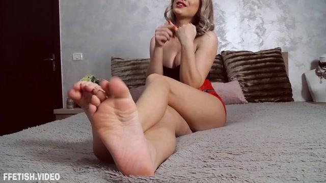Watch Online Porn – MissAmelia – Foot Obsession JOI (MP4, FullHD, 1920×1080)
