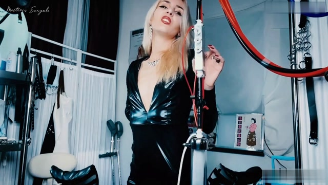 Mistress Euryale - Milking Machine Trance 00006