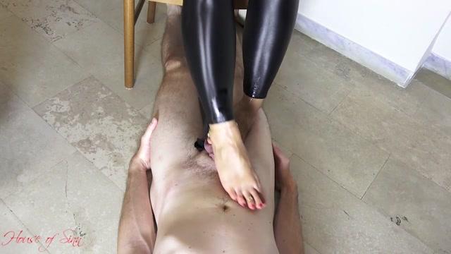 Mistress Ezada Sinn – Totally ruined by My feet [CBT, Ball Abuse, Ballbusting, Balls Busting] 00014