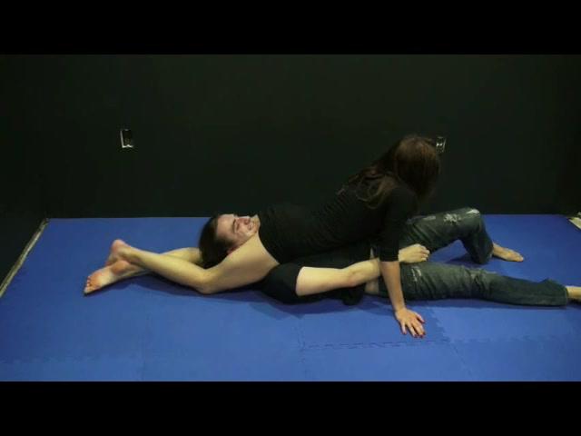 Reality Girls Scissors - Reverse Headscissor Knockouts by Nikki Next! 00007