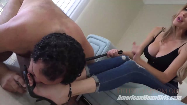 THE MEAN GIRLS - My Foot Slave Is Better Than Your Foot Slave 00001