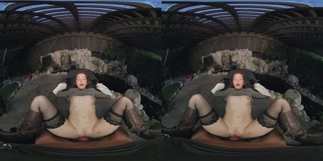 VRCosplayx presents LOTR Arwen A XXX Parody - Evelyn Claire 00015