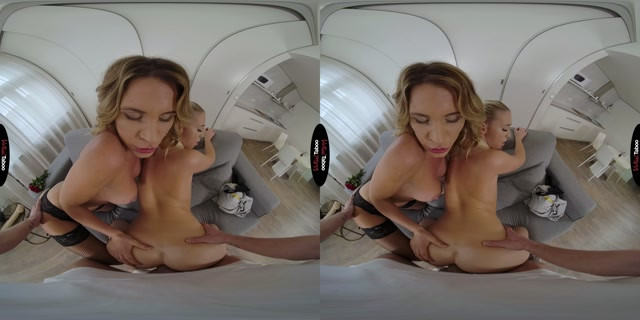 Virtualtaboo presents Mom's Double Gift - Jenny Wild, Leidy De Leon 00003