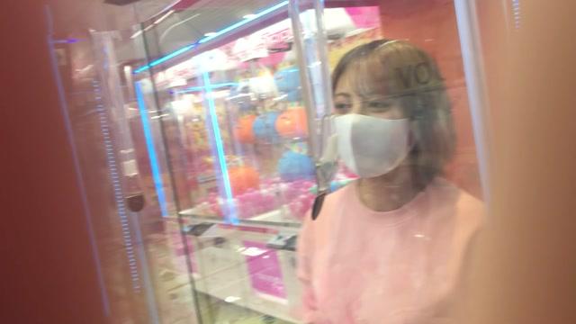 Voyeur - [Arcade theft 〇] Full view defenseless panchira _ chest chiller [College student] panty01 00008