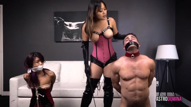 AstroDomina - BOUND, GAGGED AND FUCKED 3 00008