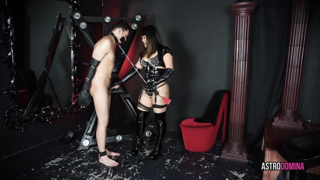 AstroDomina - Prepping My Slave - Femdom 00010