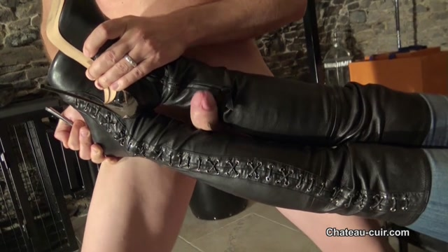 Chateau-Cuir - Cocos leather boot fucker part 2 - Femdom 00004
