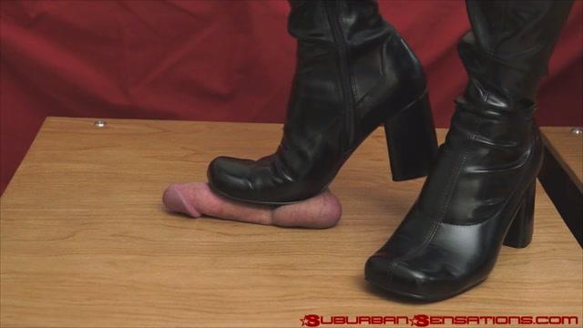 Clayra Beau Black Boot CBT 00007
