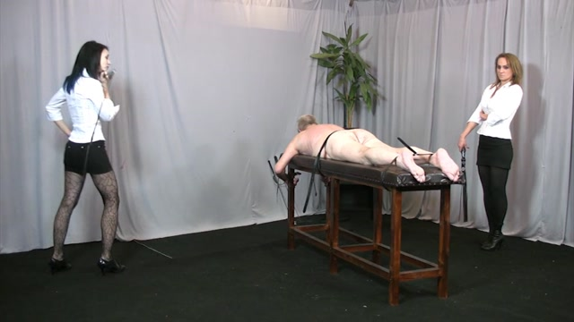 Cruel Mistresses - Suzy, Rebeka - No More Whining - Whipping 00003