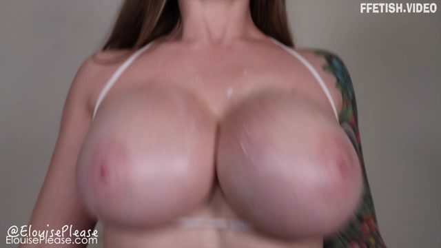Elouise Please - Huge Boob Bouncing And Dirty Talk 00009