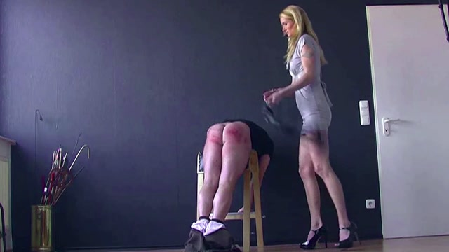 Empress Victoria - Special hard whipping - Femdom 00013