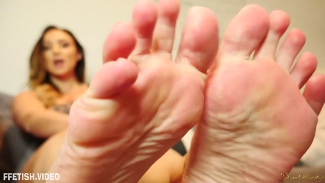 Glam Worship - You Love My Soles Danni King - Foot Fetish 00011