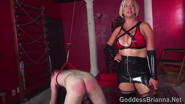 Goddess Brianna - Required Maintenance - Whipping and Caning 00001