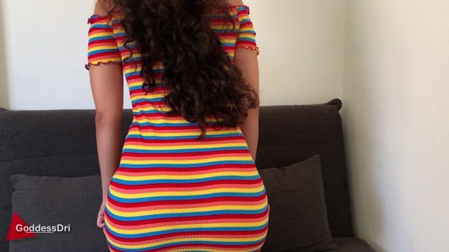 GoddessDri My New Dress 00007