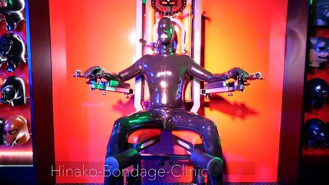Watch Online Porn – Hinako Bondage Clinic – Latex slave in a Bondage chair in Bangkok (MP4, FullHD, 1920×1080)
